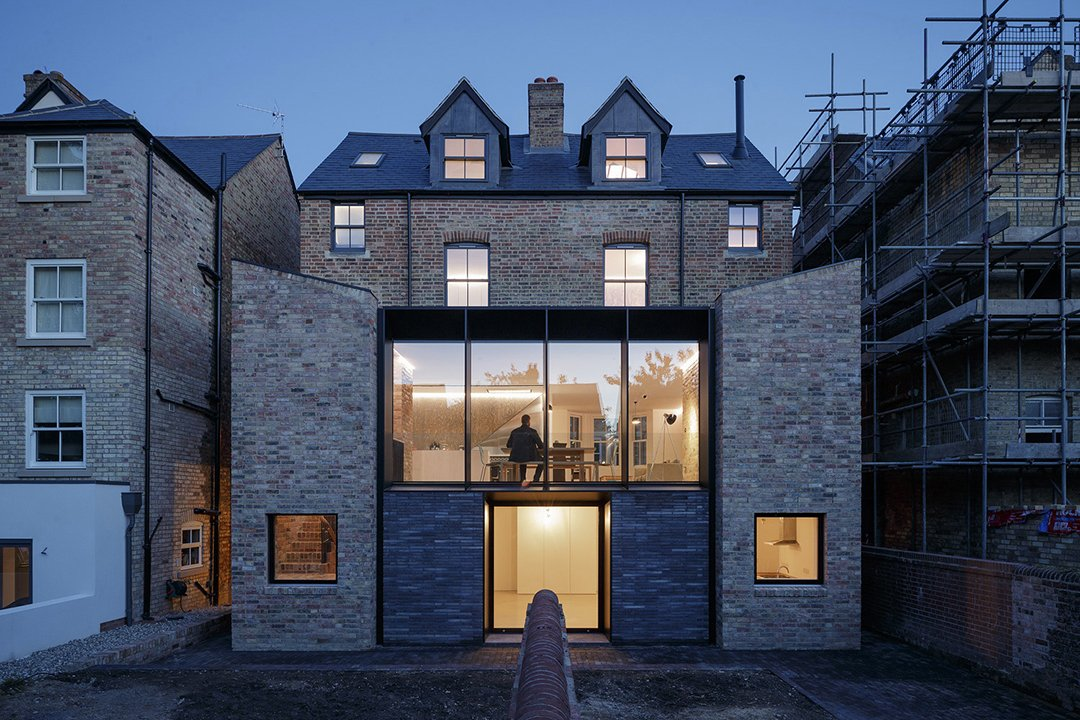 Semi Detached Oxford Uk Projects Delvendahl