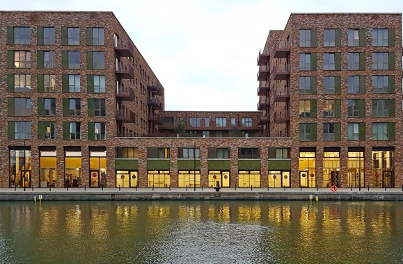 Royal Albert Wharf - Creative Workspaces